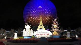 epcot live stream food and wine festival 10 27 17 walt disney world