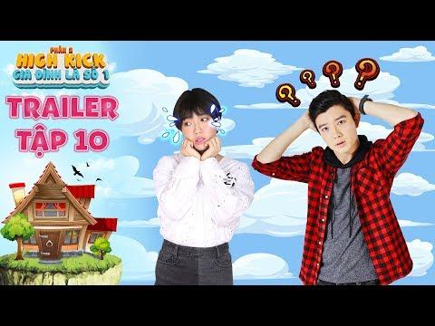 Gia đình là số 1 Phần 2 | trailer tập 10: Bi Max ngơ ngác khi Diệu Nhi ấm ức ngồi kể lể nỗi oan ức