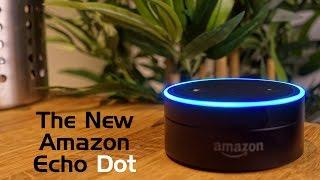 Amazon Echo Dot Unboxing, Setup, Demo with Philips Hue