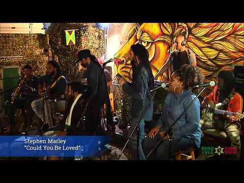 TuffGongTV Exclusive Marley Brothers, Skip Marley, Mr Vegas Could You Be Loved