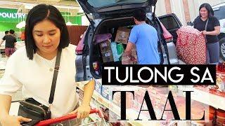 TULONG sa TAAL (NagDRIVE ng 8 HOURS pero SULIT PAGOD) | Kris Lumagui