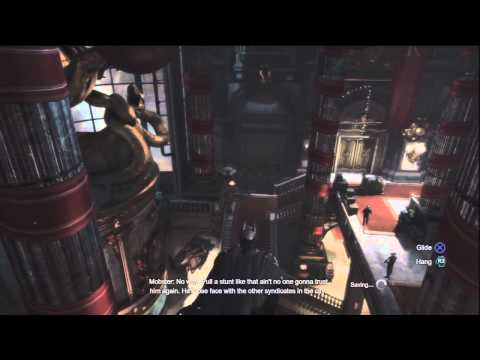 Batman Arkham Origins Walkthrough Part 11: Gotham Royal Hotel (Part 1/2)