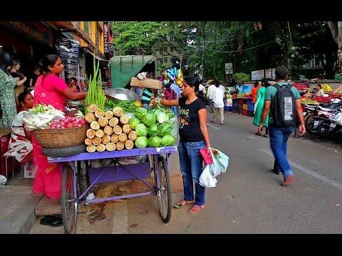 Jayanagar 4th Block, Bangalore,Timelapse 2014