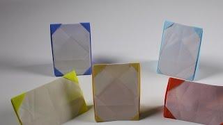 Origami Doll Photoframe