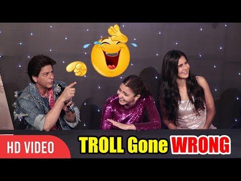 Shahrukh Se Panga Padh Gaya Reporter Ko Mehnga 馃槀馃槀馃槀   Hilarious Troll