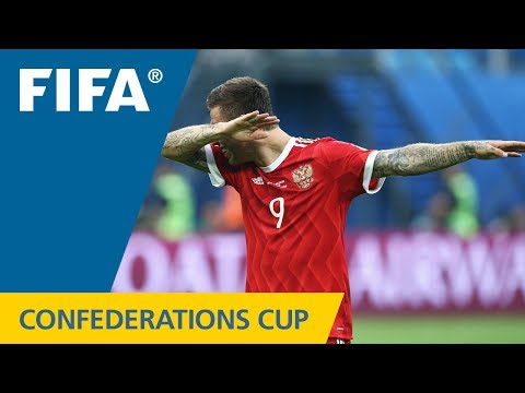 Fedor Smolov: FIFA Man of the Match - Match 1: Russia v New Zealand