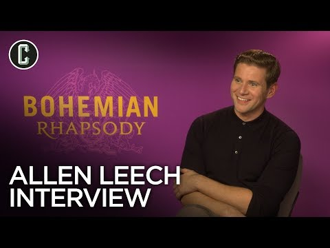 Allen Leech on Bohemian Rhapsody and Downton Abbey Movie