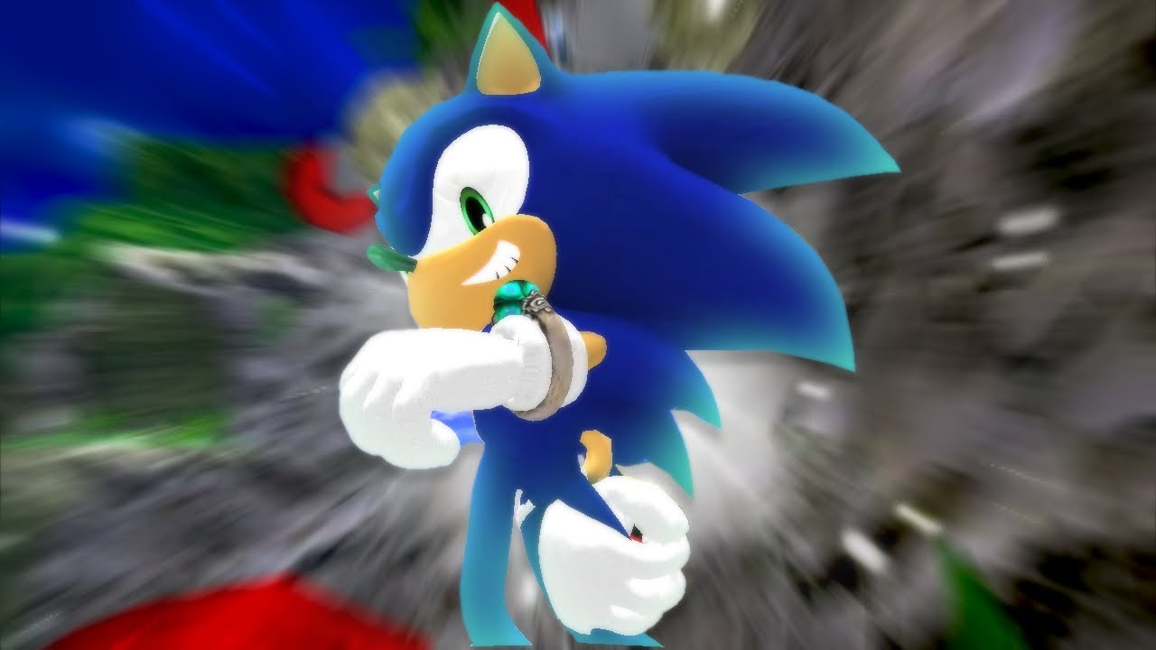 The Best Modern Sonic Model in Sonic Adventure