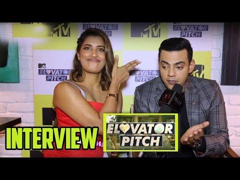 ELEVATOR PITCH  : Fun Chat With VJ Gaelyn & Cyrus Sahukar | MTV