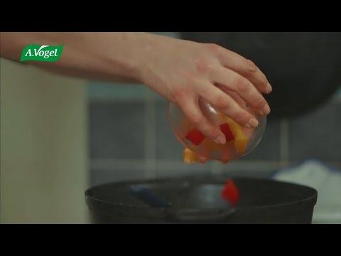 Pilz-Reis-Suppe Rezept (A.Vogel)