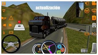 TSU  Truck Simulator Usa   Actualización Nuevo Camión Y Mexico Desbloqueado   Android Simuladores