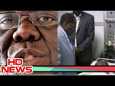 RIP - Morgan Tsvangirai dies at 65 after struggling to breathe in the Joburg hospital