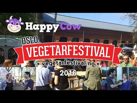 Oslo Vegetarfestival 2016 -  Vegan Tips & Highlights - Ken Spector Interviews