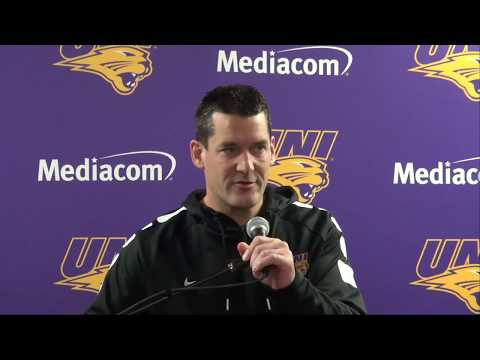 UNI Weekly Athletics Press Conference