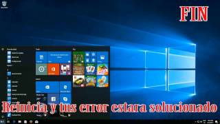 Solución al error MSVCR110.dll en Windows 10 |2019|