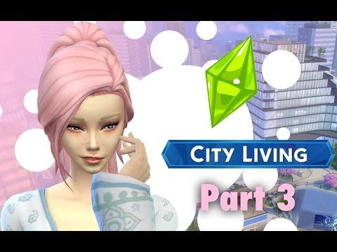 The Sims 4 City Living I Part 3 - BABY DRAMA |