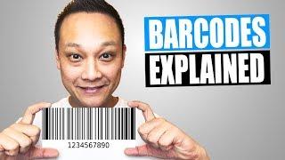 Amazon FBA UPC FNSKU GS1 Barcode Policy EXPLAINED