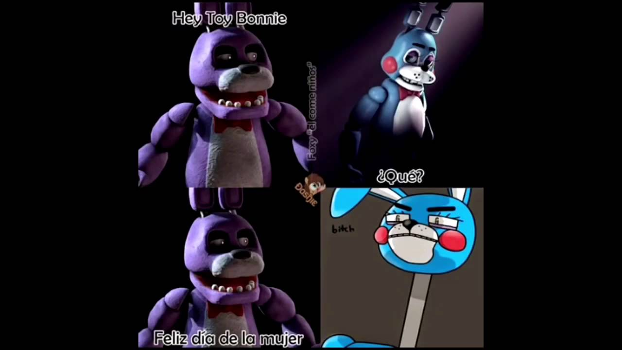 Fnaf Comics En Español comics graciosos de fnaf - youtube