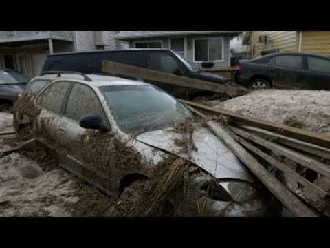 Sandy Relief Funds for Storm Victims Stalled in Washington