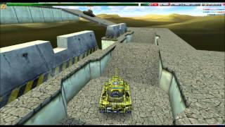 Tanki online: railgun m1 & hornet m1