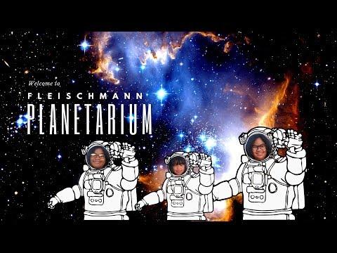 Fleischmann Planetarium Space Museum Reno Nevada
