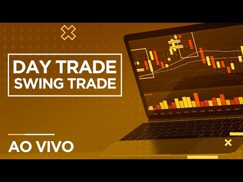 Day Trade e Swing Trade AO VIVO - Mini Dólar, Mini Índice e Ações – Nova Futura 23/05/2019