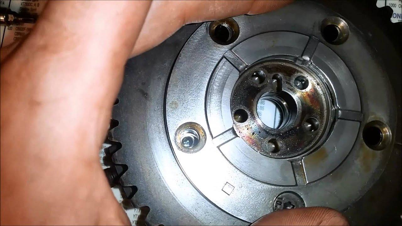 hight resolution of cam phaser limiter installation for 5 7l 6 1l hemis