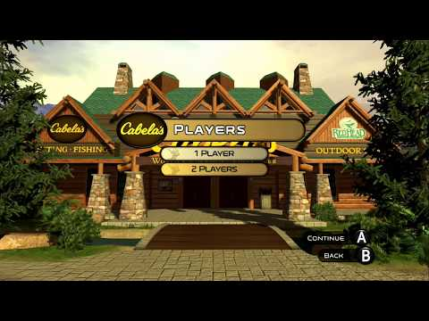 Bass Pro Shop The Strike & Cabelas The Hunt | Nintendo Switch Lets Play