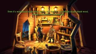 Monkey Island 2 Special Edition : Woodchuck