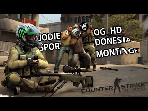 CS:GO Funny Moments #1 feat. Jodiemotovlog_HD, Sportbike_Indonesia, Ressa F., Sean46