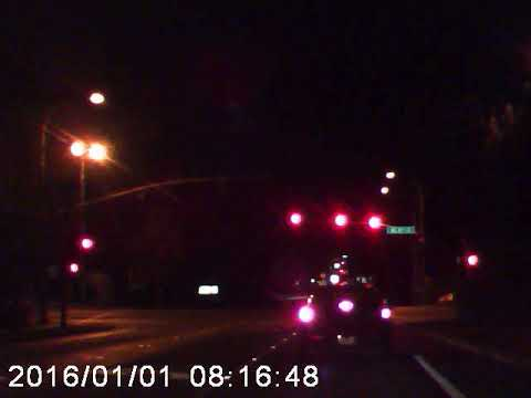 Seattle and area in my DASH CAM 141