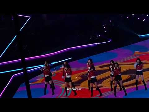 [181212] MAMA in JAPAN TWICE INTRO + YES or YES 직캠