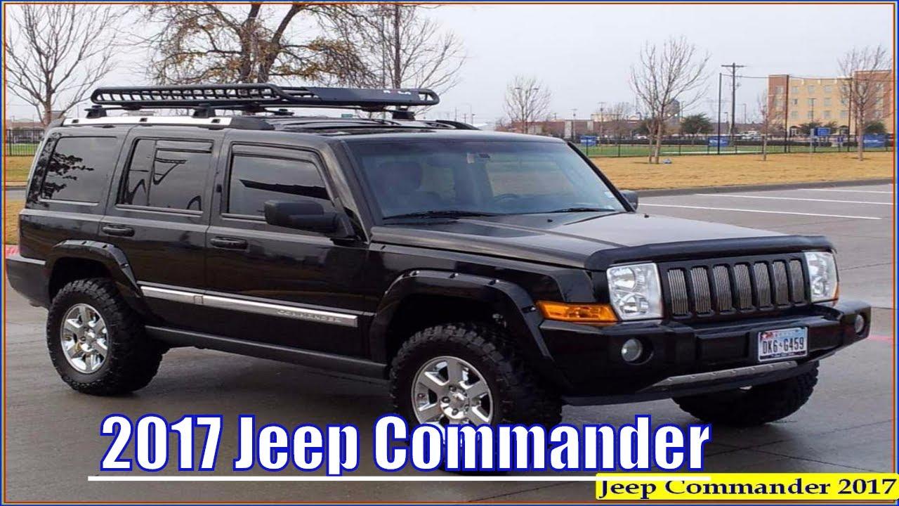Commander Roof Rack & New Jeep Commander 2017 Sun Roof ...