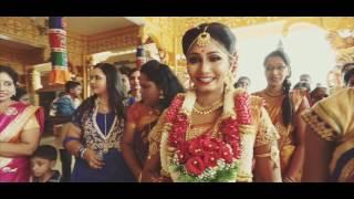 Kumar & Ranjini Wedding Film Montage | En Jeevan (Theri)