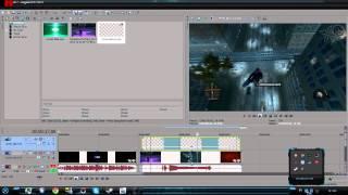 Xcrosz - Sony Vegas Pro 12 [Trick] - การ Render
