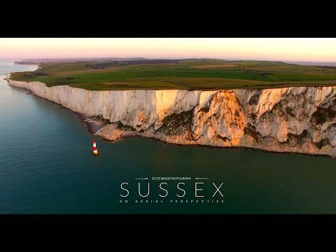 Sussex -  The Aerial Perspective