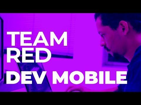 O que faz um desenvolvedor Mobile ?  #TeamRed