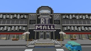 I gave 100 Minecraft players one plot each to build a shop