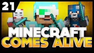 Minecraft Comes Alive 2 - EP21 - FINALE (Minecraft Roleplay)