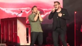 Sin Bandera - Amor real - Auditorio Nacional (26-febrero-2016)