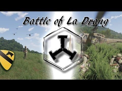 Multistream ♦ ArmA 3 ♦ [Coop] Vietnam: Battle of La Dráng