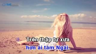 [Karaoke TVCHH] 91 - CÙNG ĐẾN DÂNG LÊN LỜI SUY TÔN - Salibook