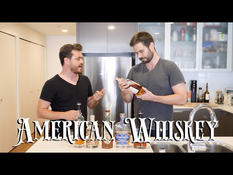 American Whiskey- What You Need To Know (feat. The Educated Barfly)