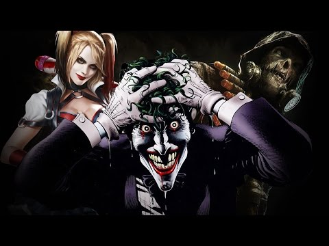 25 Best Batman Villains