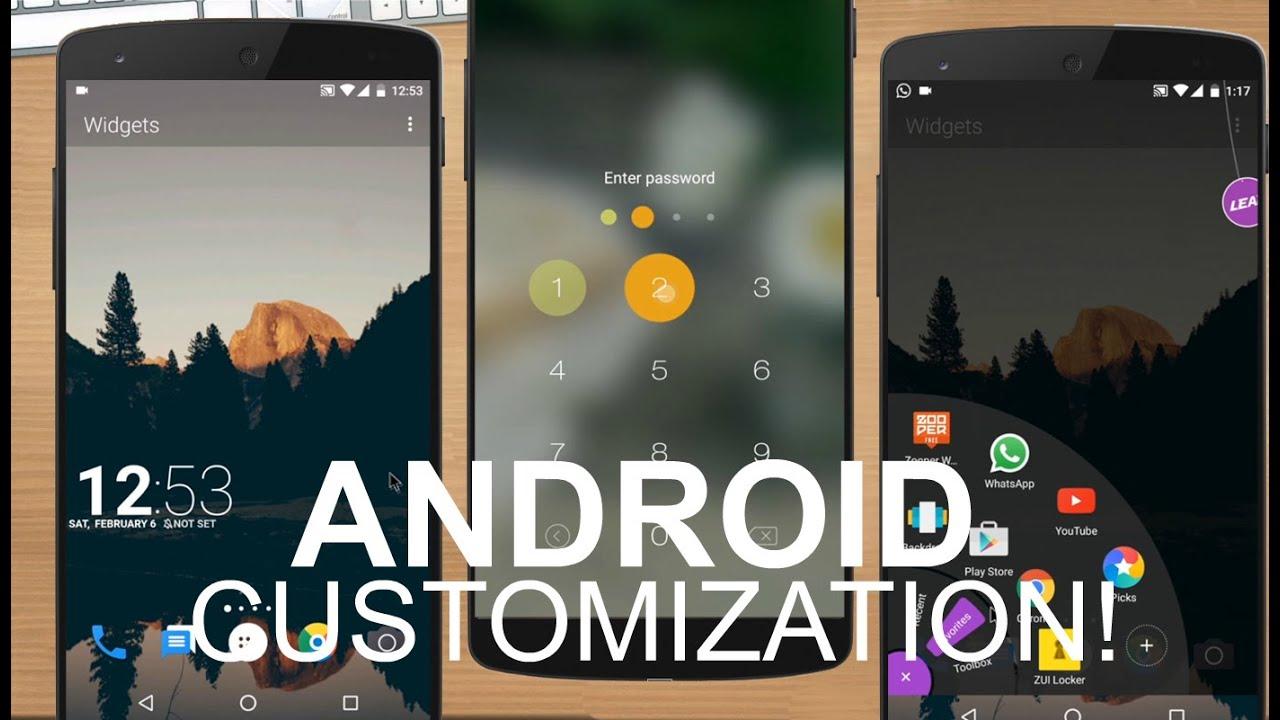 Android Telefonlar İçin Kişiselleştirme Önerileri