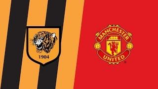 FIFA 17 Gameplay - Hull City Vs Man United At KC Stadium Football League Cup Semi-final