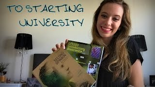Tilly | 8 Tips to Starting University