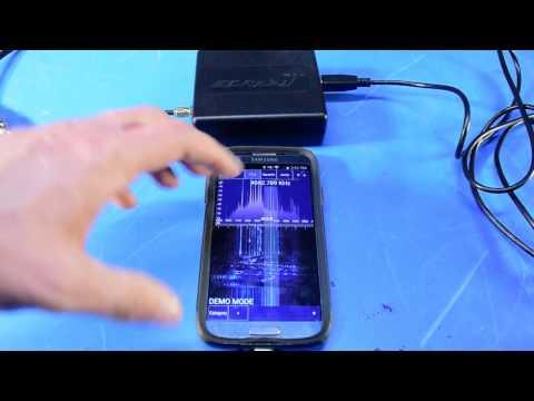 SDRplay RSP 1 & 2 with SDR Console v3 (AV009) - YouTube