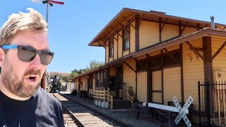 What Happened at Heritage Junction ? 100 Year Old Memories