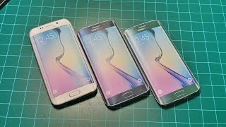 Making Samsung Galaxy S6 Edge Papercraft